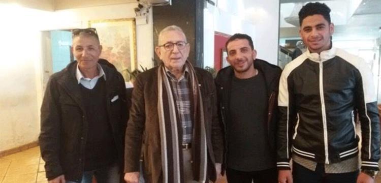 محمود الجزار مع عدلي القيعي