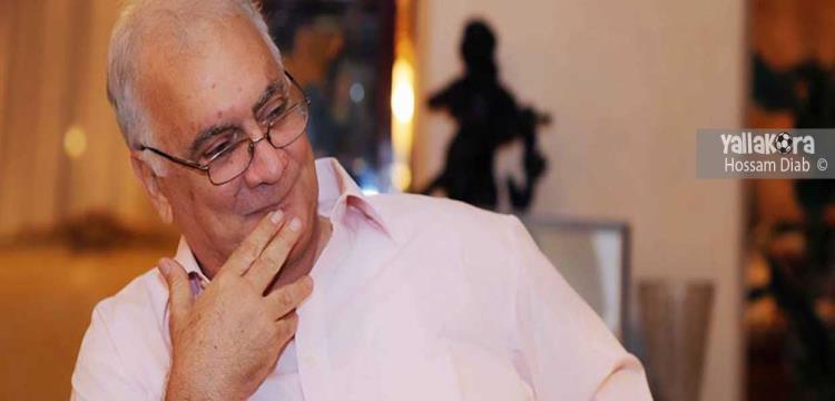 سمير زاهر رئيس اتحاد الكرة الأسبق