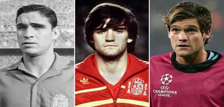ماركوس ألونسو يسير على خطى والده وجده بالانضمام إلى المنتخب الإسباني