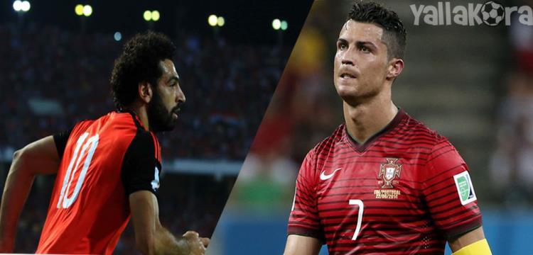 مصر تواجه البرتغال وديًا استعدادا لكأس العالم