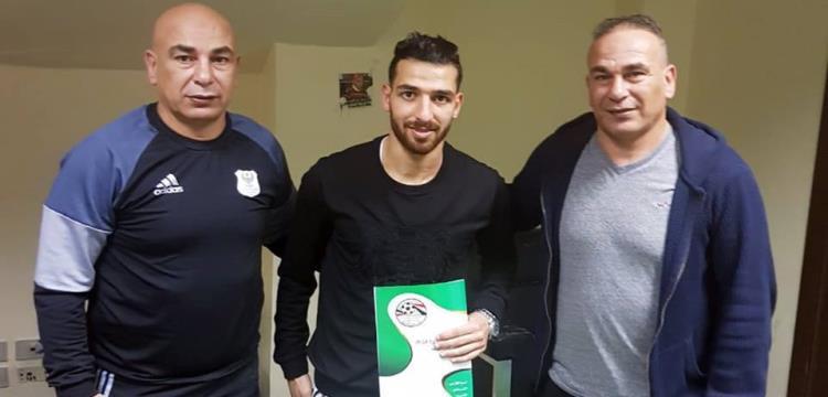 أحمد شكري بعد تجديد عقده مع المصري