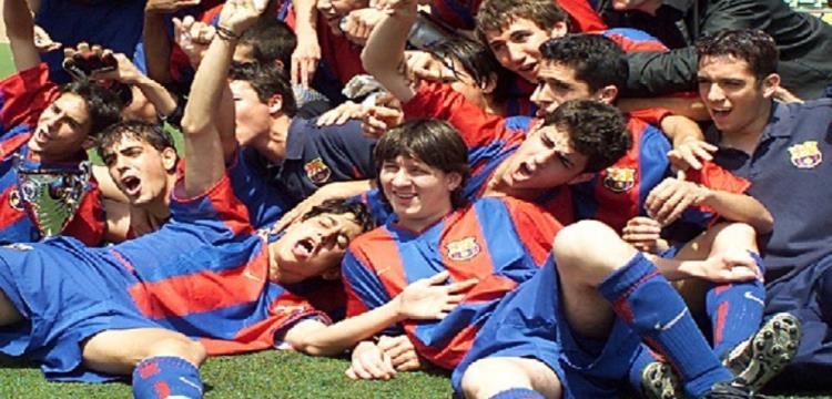 أكاديمية لاماسيا أنجبت العديد من أساطير برشلونة أبرزهم ميسي