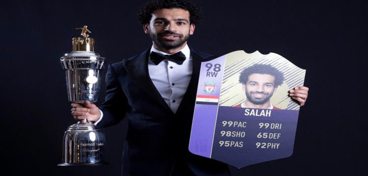 محمد صلاح نجم ليفربول الإنجليزي