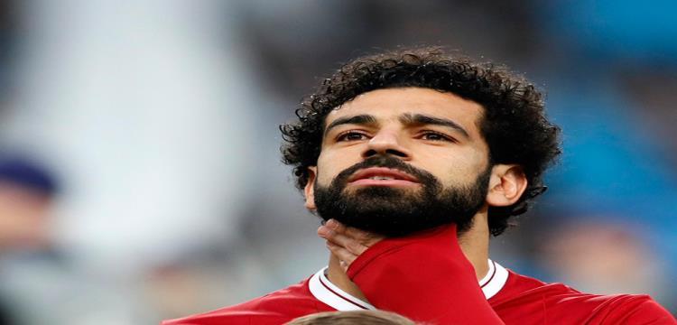 محمد صلاح نجم المنتخب المصري وليفربول