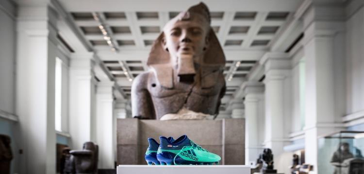 حذاء المصري صلاح
