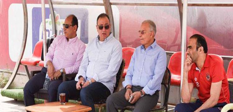 لجنة الكرة بالأهلي