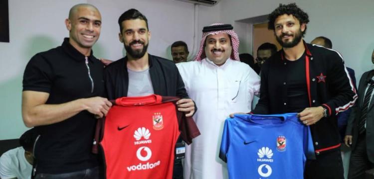 حسام غالي وعبدالله السعيد