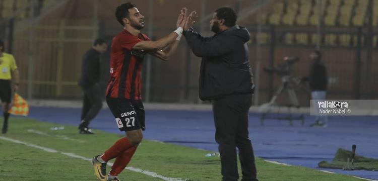 أحمد علاء، لاعب الداخلية