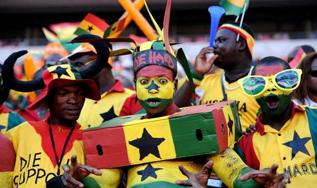 جماهير غانا