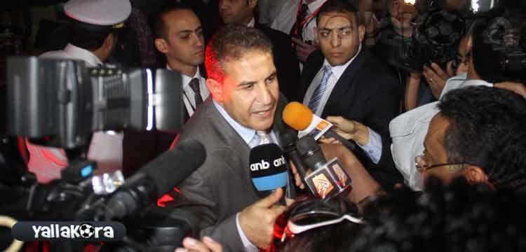الاتحاد يطلب دعم وزير الرياضة