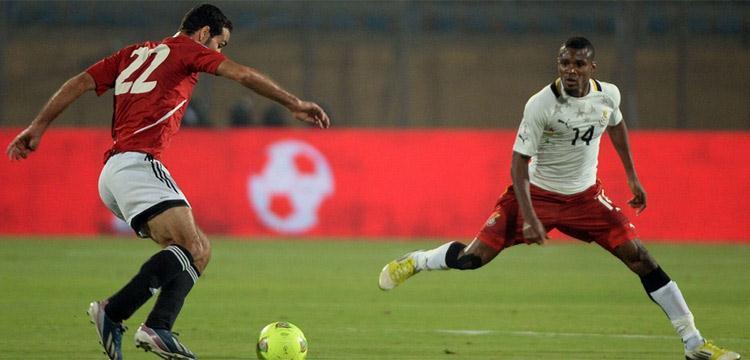 فريد ينفي إصرار تريكة على ارتداء قميص عبد الظاهر قبل مباراة غانا