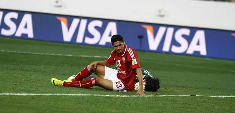 الاهلي ومحمد نجيب