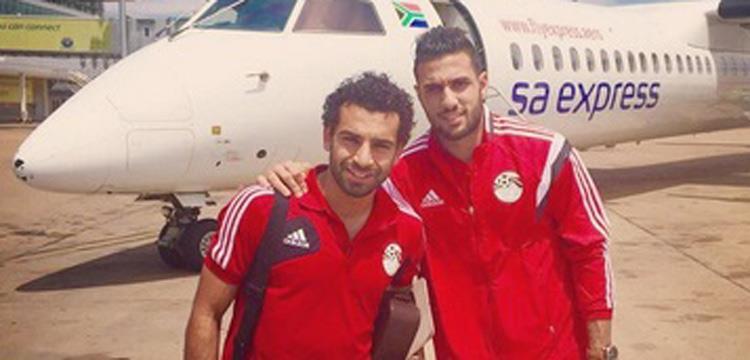 محمد صلاح واحمد الشناوي