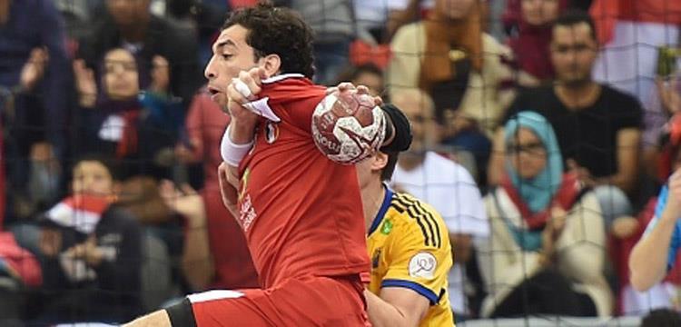 مصر، كرة يد، كرة اليد، الأحمر، الاحمر
