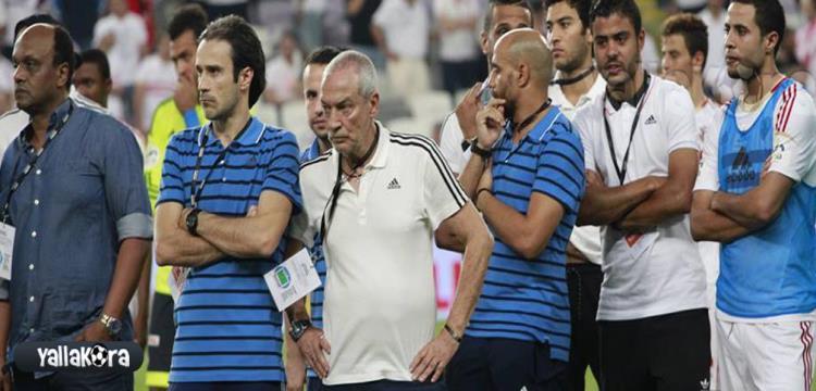 مرتضى: فرص فيريرا انتهت واستمراره يعني رحيل 9 لاعبين
