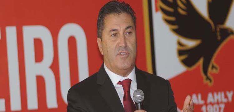 """بيسيرو يتحدث عن """"التغيير"""" في الأهلي والاستعانة بنجله وهدفه مع طاهر"""