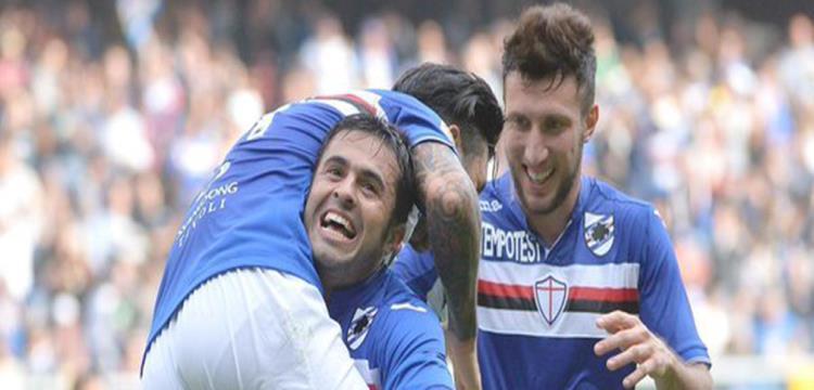 تأهل سبيزيا وسامبدوريا وأتالانتا لدور الستة عشر بكأس إيطاليا