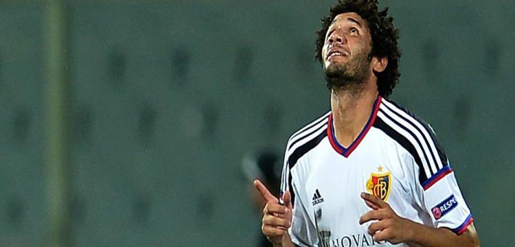 محمد النني، الننى، بازل
