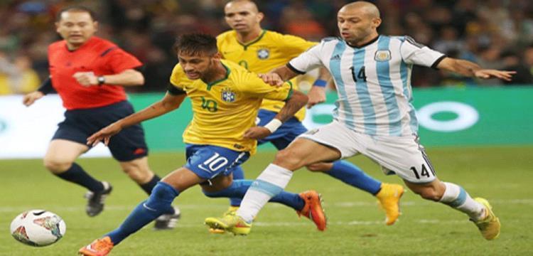برازيل ارجنتين ماسكيرانو نيمار
