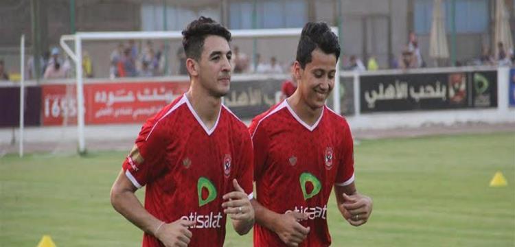 محمد حمددى زكى وعمرو جمال