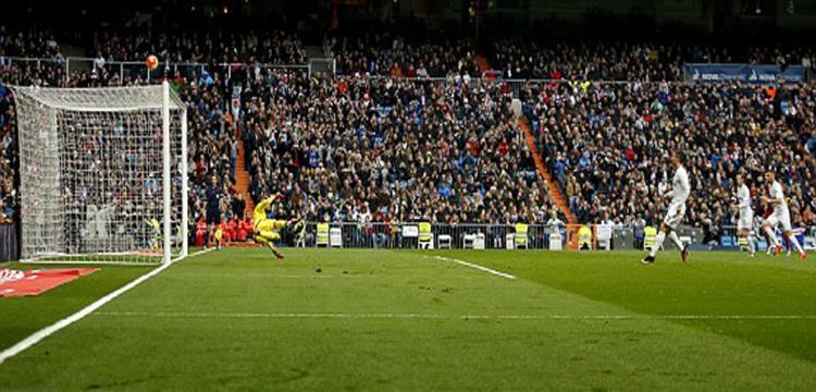 رونالدو، ضربة جزاء، ريال مدريد