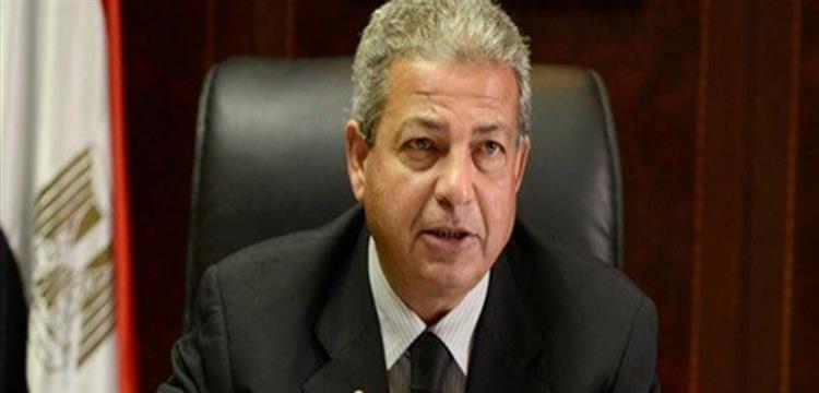 خالد عبد العزيز، عبدالعزيز، وزير الرياضة