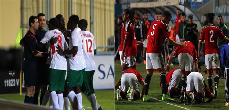 مصر وكينيا