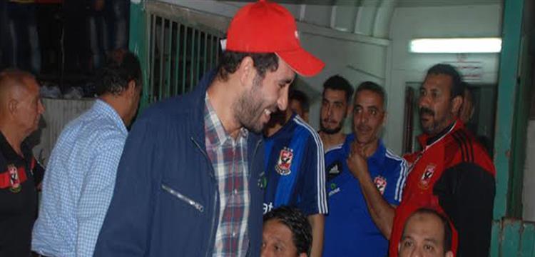 محمد أبو تريكة، تريكه