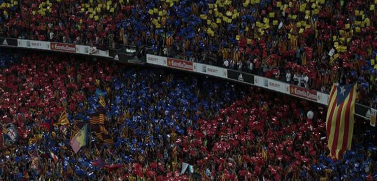 رئيس برشلونة يطالب جماهير ناديه بالالتزام بالسلمية في نهائي الكأس