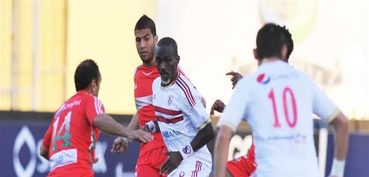 الزمالك الرجاء محمد كوفى كوفي