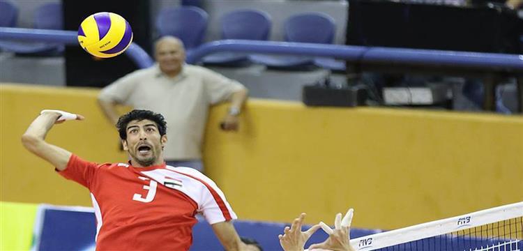 منتخب مصر- كرة طائرة
