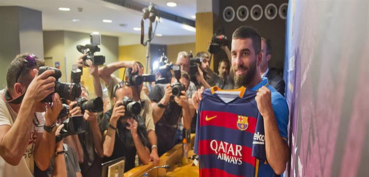 برشلونة يعلن مدة غياب توران عن الملاعب