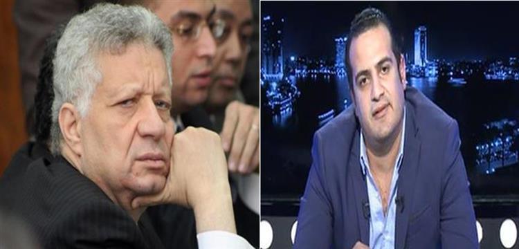 مرتضى منصور، أحمد سعيد، احمد سعيد crt