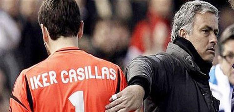 جوليو سيزار: مورينيو قال لي أنني بيد واحدة أفضل من كاسياس