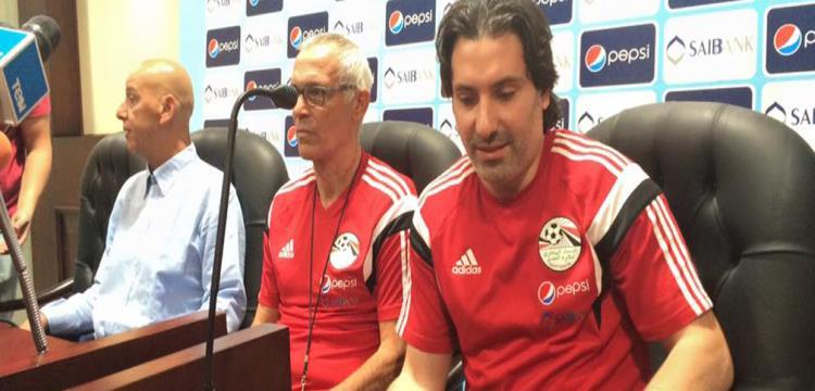 كوبر، منتخب مصر، فايز، حسن فريد