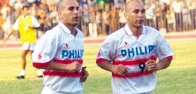 حسام وابراهيم حسن