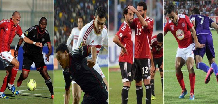 مصر، الاهلي، الزمالك، الأهلي