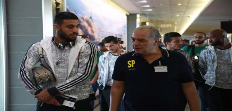 احمد الشناوي وهاني زادة
