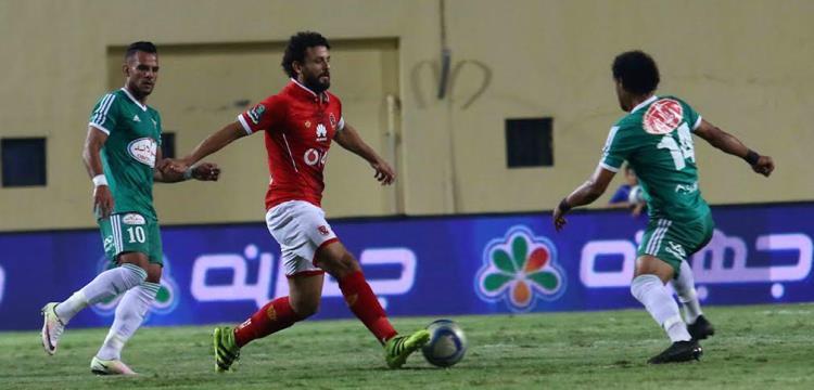 حسام غالي ، خالد قمر