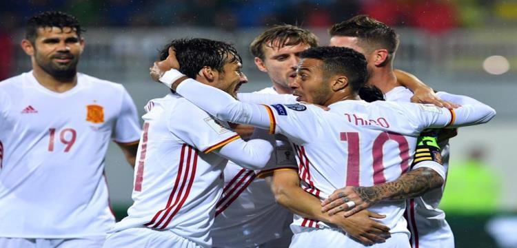 ميتشيل: أريد تدريب منتخب إسبانيا ولكنه في أيد أمينة الآن