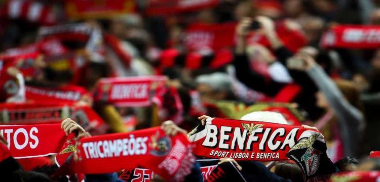 الشرطة القضائية تحقق حول آخر 163 مباراة لبنفيكا بالدوري البرتغالي