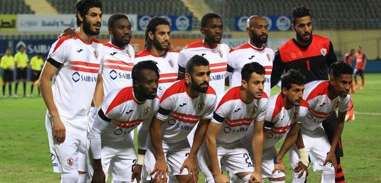 الزمالك، الدوري المصري