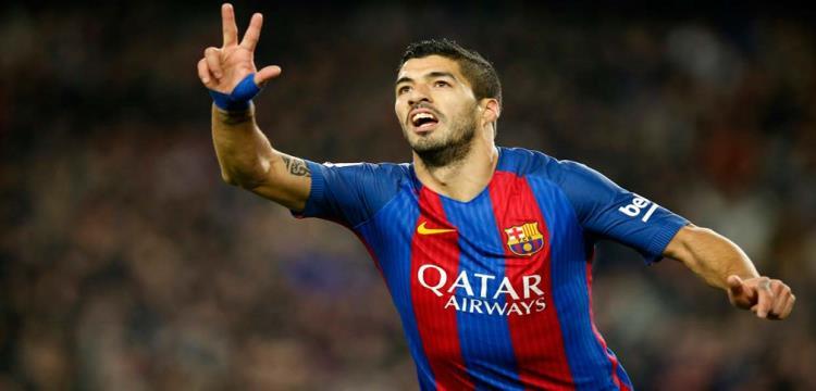 حكم مواجهة البرسا والأتلتي: سواريز امتنع عن مغادرة الملعب عقب طرده
