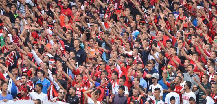 جماهير اتحاد الجزائر