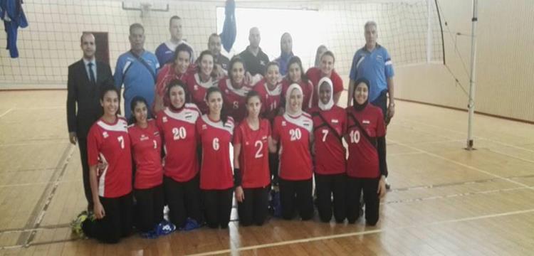 مصر- كرة طائرة