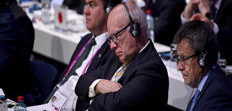 جريج دايك، جريج ديك، رئيس الاتحاد الإنجليزي