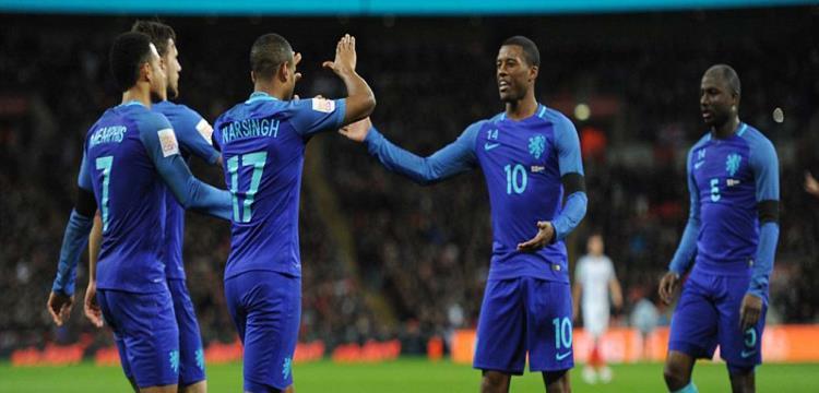 هولندا تضرب بقوة وتذق طعم النصر على البرتغال لأول مرة منذ 27 عاما