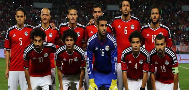 مصر تتراجع 10 مراكز في تصنيف الفيفا الشهري