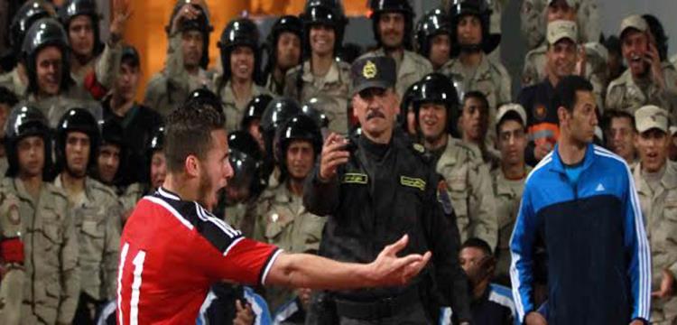 تقارير .. رمضان صبحي يقود منتخب مصر الأوليمبي في مواجهة أمريكا