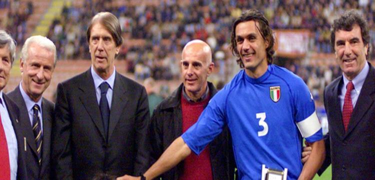مالديني: ايطاليا لا تستحق التواجد في كأس العالم.. وافضل ميسي على رونالدو